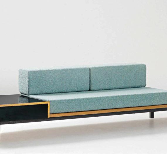 OBJECT OF DESIRE | CHARLOTTE PERRIAND | THE MAURITANIA BENCH