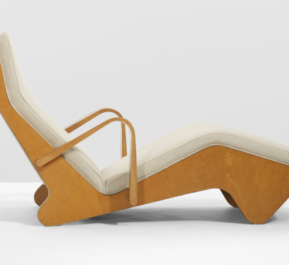 OBJECT OF DESIRE | MARCEL BREUER | CHAISE LOUNGE (1936)